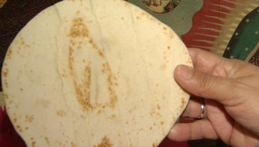 Ms. Rodriguez's divine tortilla