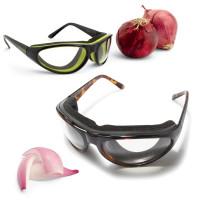 Onion goggles.