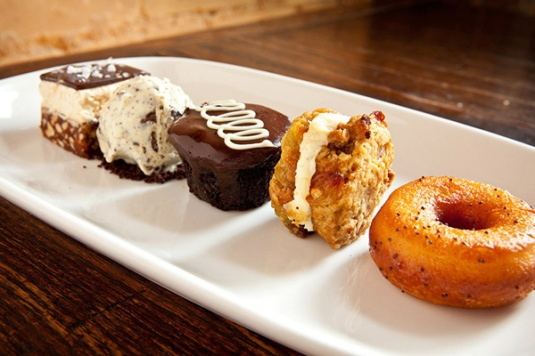Fancy Hostess-inspired dessert from a trendy restaurant in D.C.