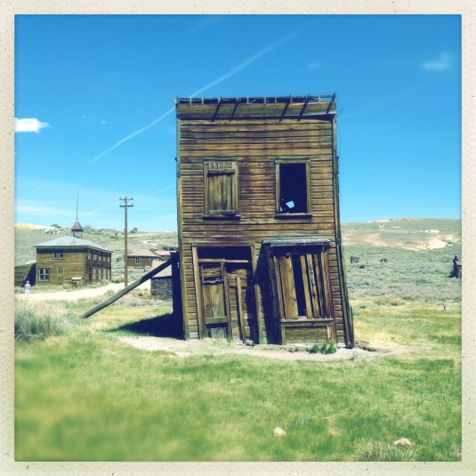 A hotel in Bodie