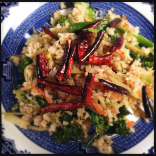 """Sean""zhuan fried rice"