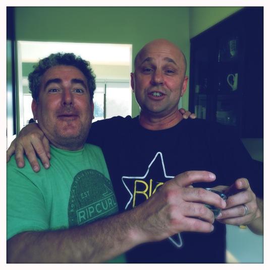 Sidekicks extraordinaire, Don & Bob