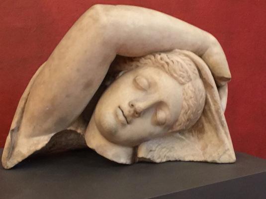 She had too much fiorentina