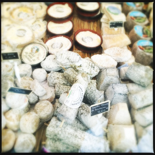 My local fromagerie in Paris