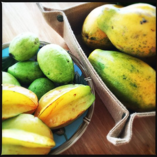 Fruit from the coop