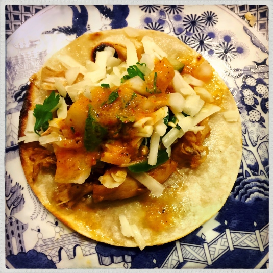 The last taco
