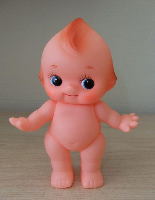Kewpie, the doll